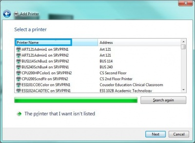 Windows 10 is still very similar to Windows 8 and even 7 and adding a network printer is still possible to do in less than 5 minutes. If you know the IP of your printer or the name of the 'share' you will walk through this guide even quicker, so you may want to look that up first.